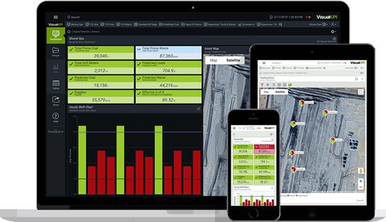 Visual KPI Mining Industry Demo