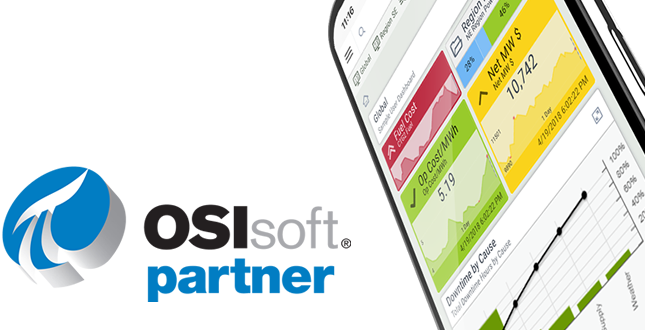 OSIsoft Partner Transpara Visual KPI