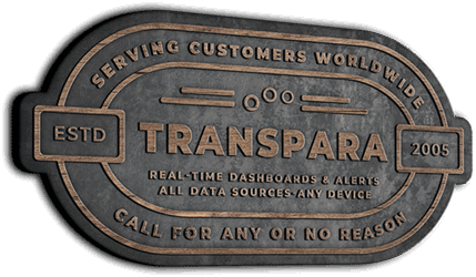 Transpara: Serving Customers Globally Since 2005