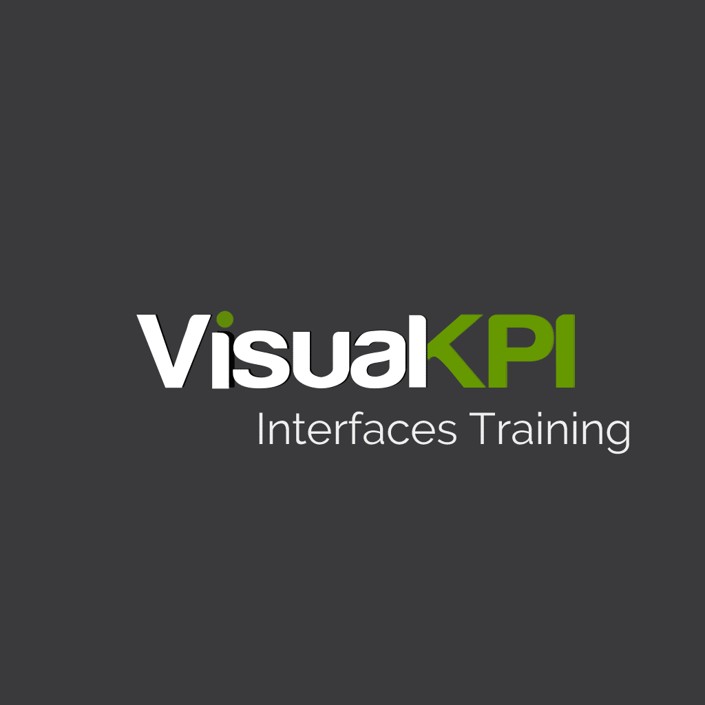 Visual KPI Interfaces Training