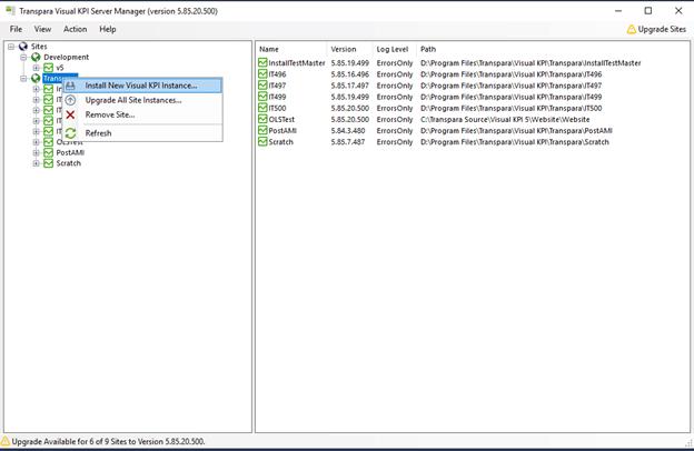 SQL Remote Context Server